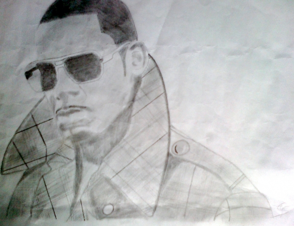 R. Kelly by sarah-M